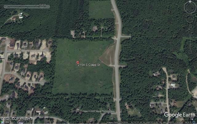2154 S Clapp Street, Wasilla, AK 99654 (MLS #21-239) :: Wolf Real Estate Professionals