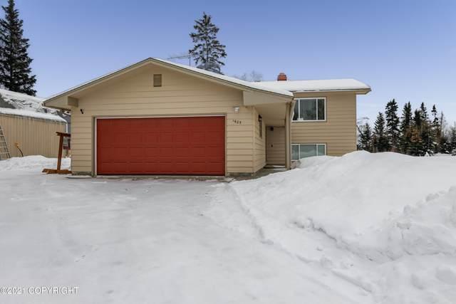 1625 Fathom Drive, Kenai, AK 99611 (MLS #21-2420) :: RMG Real Estate Network | Keller Williams Realty Alaska Group