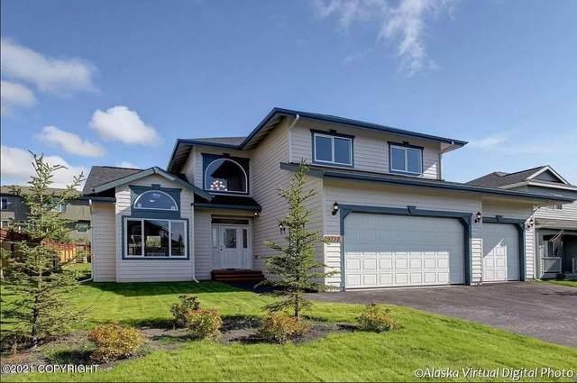 5738 Yukon Charlie Loop, Anchorage, AK 99502 (MLS #21-2445) :: Wolf Real Estate Professionals