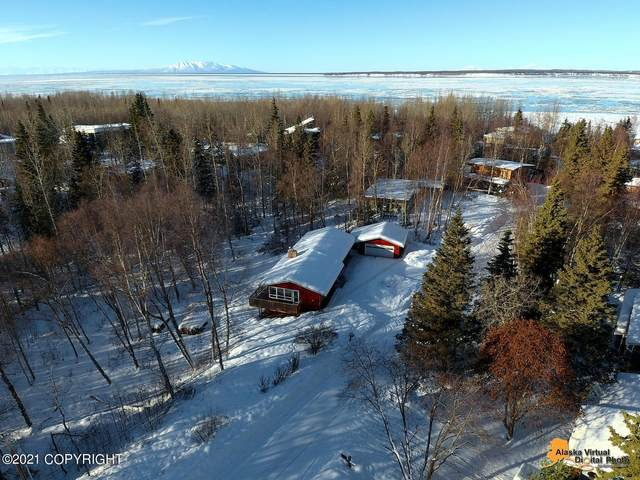 2422 Telequana Drive, Anchorage, AK 99517 (MLS #21-2456) :: The Adrian Jaime Group | Keller Williams Realty Alaska