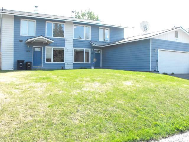 1019 Mila Street, Anchorage, AK 99504 (MLS #21-2464) :: Team Dimmick