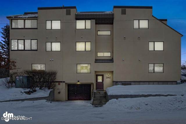 1201 Denali Street #107, Anchorage, AK 99501 (MLS #21-2467) :: The Adrian Jaime Group | Keller Williams Realty Alaska