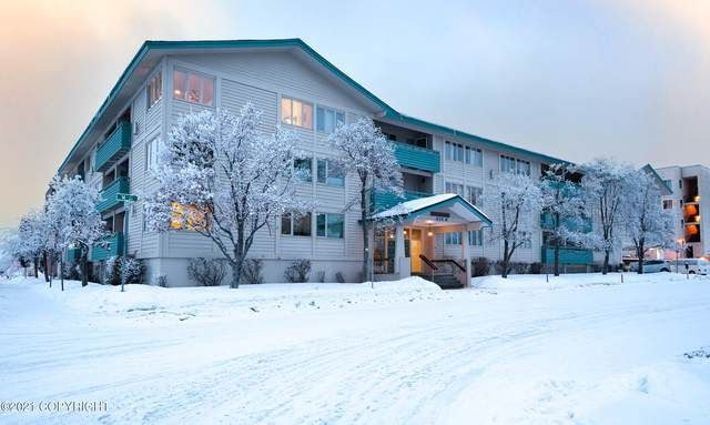 836 M Street #308, Anchorage, AK 99501 (MLS #21-252) :: RMG Real Estate Network | Keller Williams Realty Alaska Group