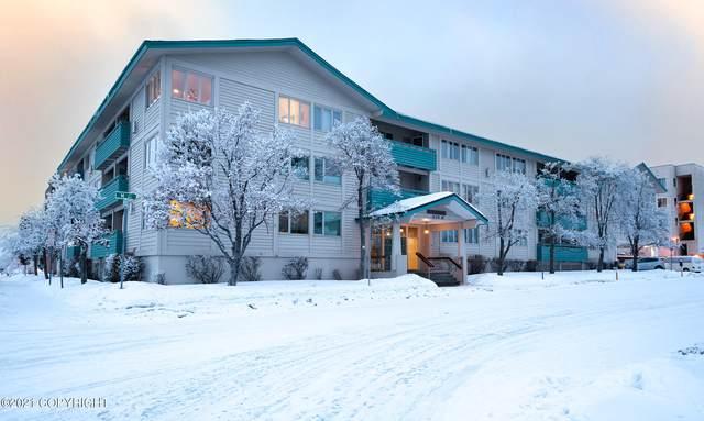 836 M Street #308, Anchorage, AK 99501 (MLS #21-252) :: Team Dimmick