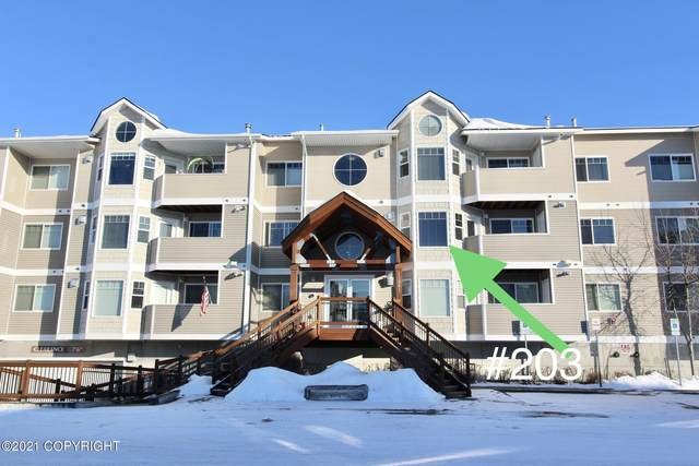 11351 Discovery View Park #203A, Anchorage, AK 99515 (MLS #21-2582) :: RMG Real Estate Network | Keller Williams Realty Alaska Group
