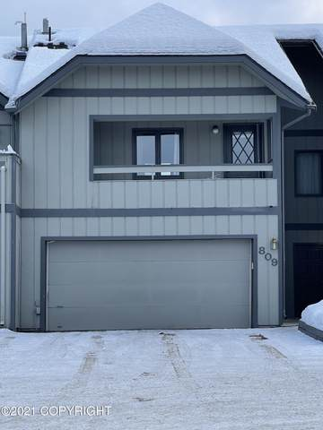 809 Merlin Loop #A3, Anchorage, AK 99518 (MLS #21-268) :: Wolf Real Estate Professionals