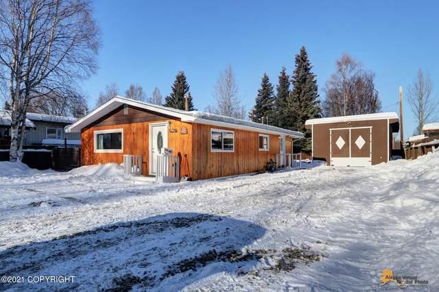 901 W Tudor Road, Anchorage, AK 99503 (MLS #21-2719) :: Wolf Real Estate Professionals
