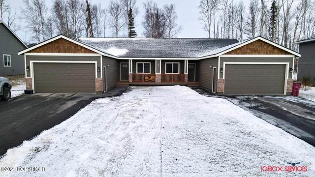 205 W Celtic Circle, Wasilla, AK 99654 (MLS #21-274) :: RMG Real Estate Network | Keller Williams Realty Alaska Group