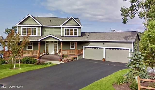18502 Potter Glen Circle, Anchorage, AK 99516 (MLS #21-2768) :: Daves Alaska Homes