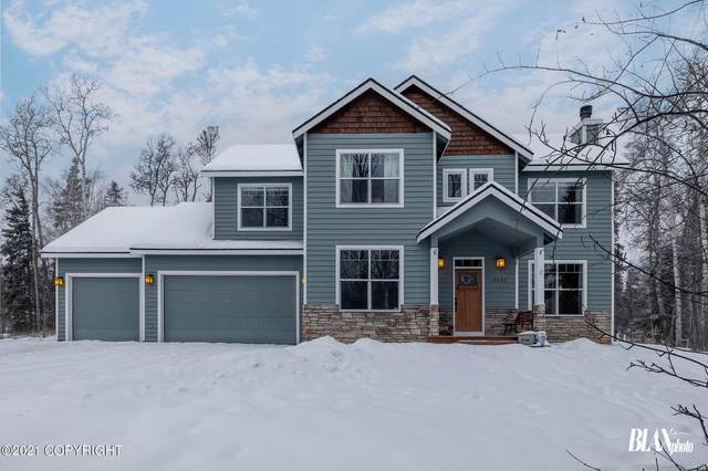3395 W Secluded Meadows Loop, Wasilla, AK 99654 (MLS #21-2810) :: Synergy Home Team
