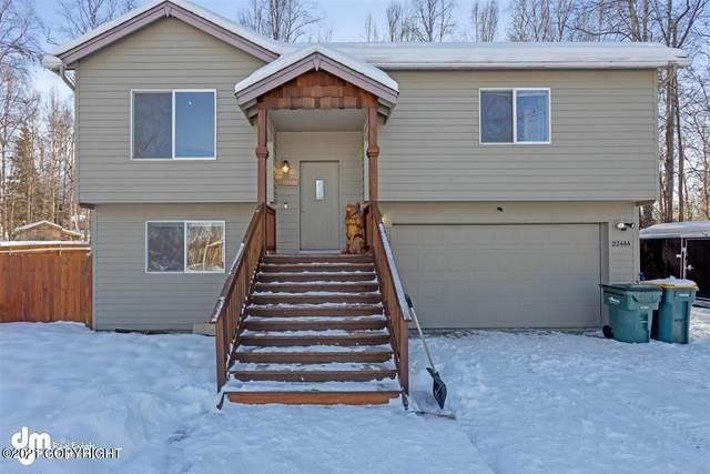 22444 Norton Court, Chugiak, AK 99567 (MLS #21-2886) :: RMG Real Estate Network   Keller Williams Realty Alaska Group