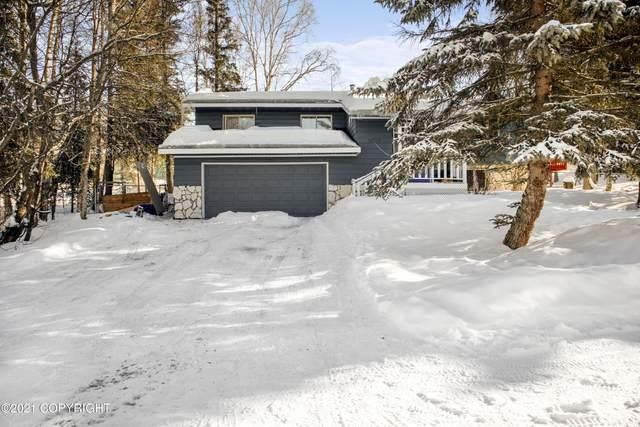 3515 Sherrie Street, Anchorage, AK 99504 (MLS #21-2914) :: RMG Real Estate Network | Keller Williams Realty Alaska Group