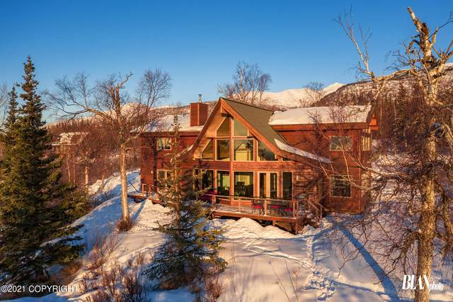 9444 Atelier Drive, Anchorage, AK 99507 (MLS #21-2957) :: RMG Real Estate Network | Keller Williams Realty Alaska Group
