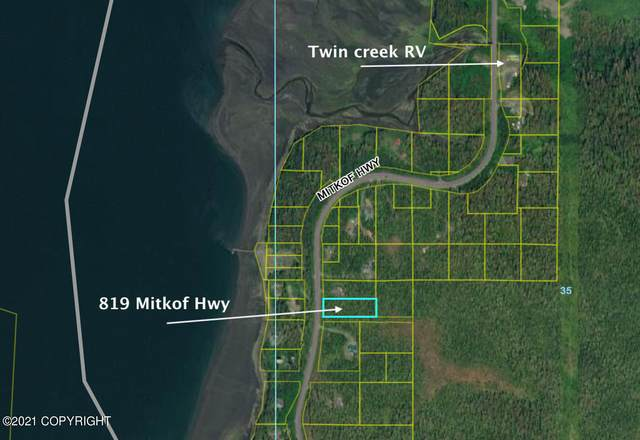 819 Mitkof Highway, Petersburg, AK 99833 (MLS #21-2971) :: Wolf Real Estate Professionals