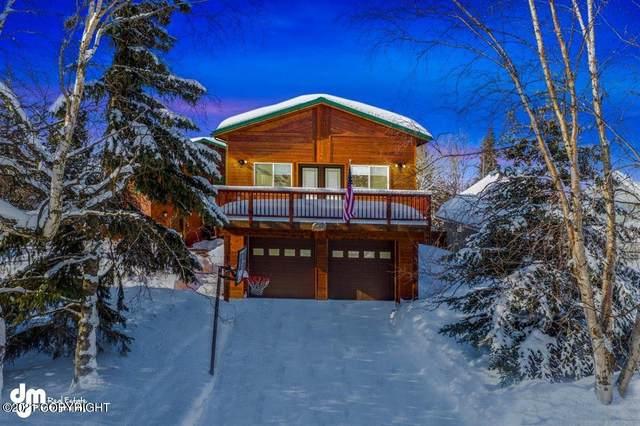12216 Wilderness Road, Anchorage, AK 99516 (MLS #21-2974) :: Team Dimmick