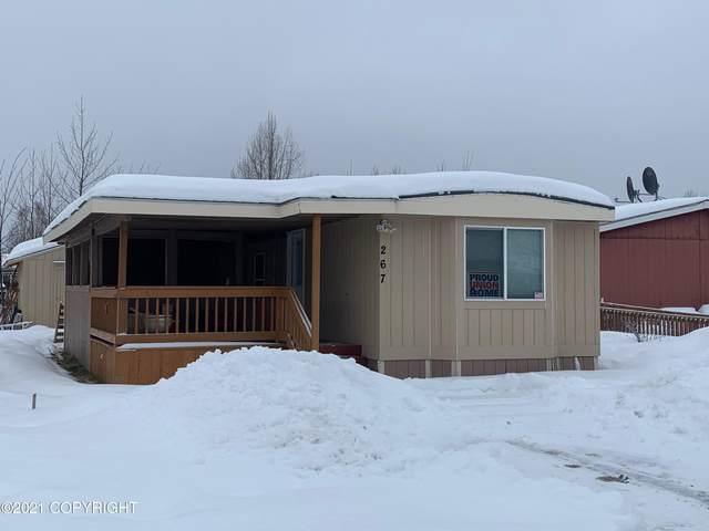 267 Halligan Street #267, Anchorage, AK 99504 (MLS #21-3031) :: Daves Alaska Homes