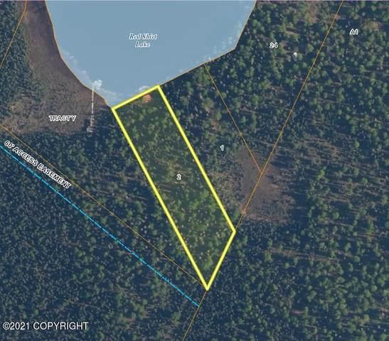 L2 No Road, Willow, AK 99688 (MLS #21-3333) :: Daves Alaska Homes