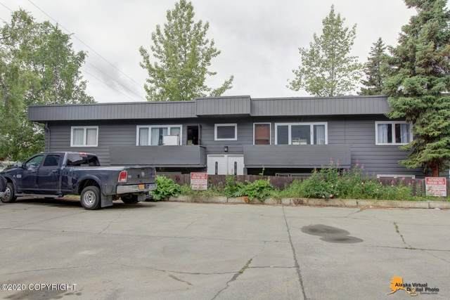 516 E 10th Avenue, Anchorage, AK 99501 (MLS #21-334) :: Team Dimmick