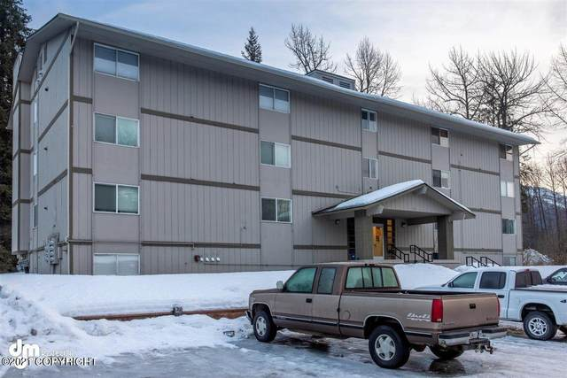 150 Hightower Road #201, Girdwood, AK 99587 (MLS #21-336) :: Wolf Real Estate Professionals
