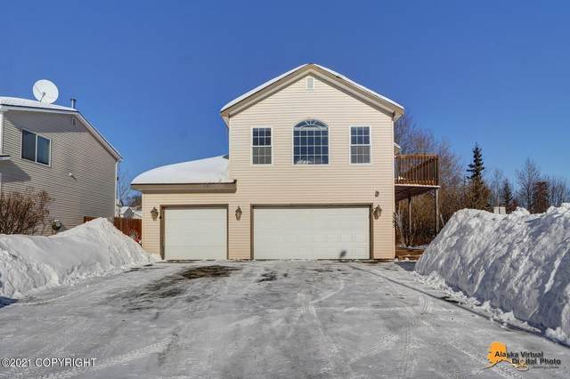 3505 W 64th Avenue, Anchorage, AK 99502 (MLS #21-3401) :: Wolf Real Estate Professionals