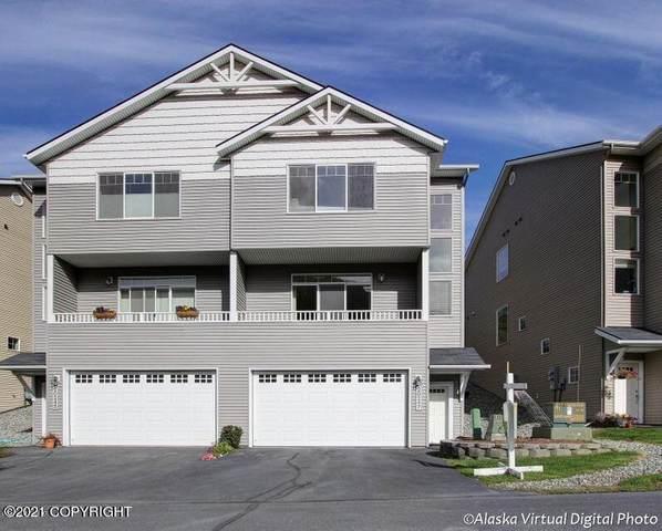 20247 Riverside Drive #9B, Eagle River, AK 99577 (MLS #21-3475) :: Daves Alaska Homes