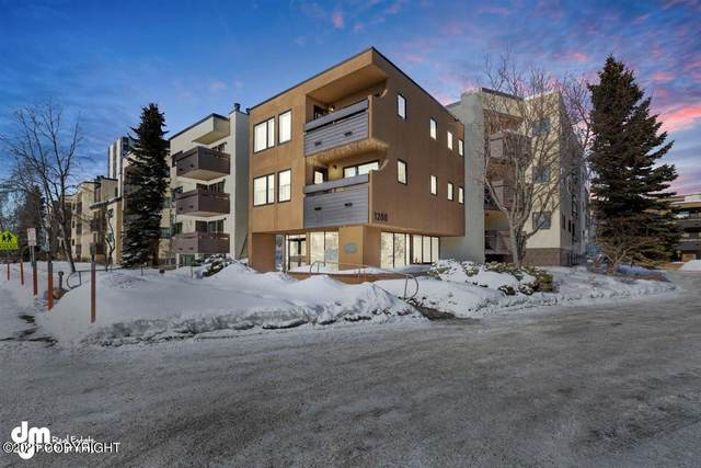 1200 I Street #609, Anchorage, AK 99501 (MLS #21-3512) :: Team Dimmick