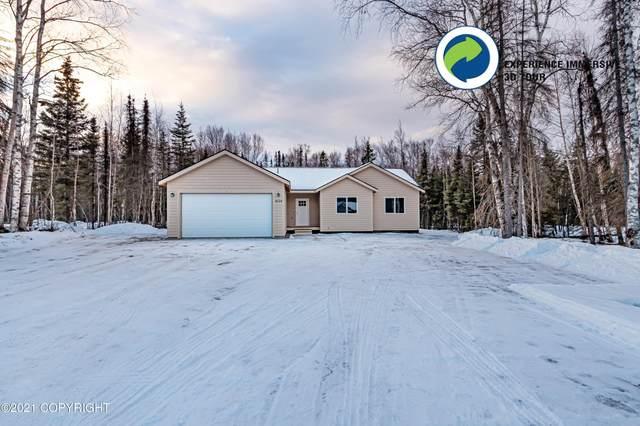 4124 N Coronado Street, Wasilla, AK 99623 (MLS #21-368) :: The Adrian Jaime Group | Keller Williams Realty Alaska