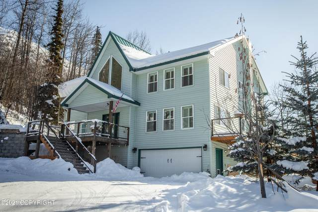 25800 Wildflower Circle, Eagle River, AK 99577 (MLS #21-3735) :: Wolf Real Estate Professionals
