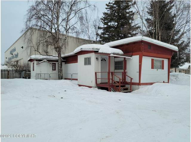 3402 Dorbrandt Street #17, Anchorage, AK 99503 (MLS #21-3753) :: Wolf Real Estate Professionals