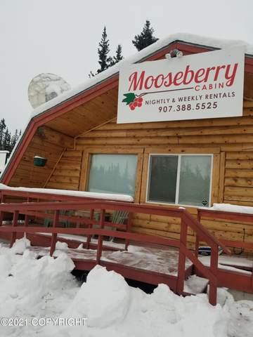 Mi 131.4 Alaska Highway, Tok, AK 99780 (MLS #21-3786) :: Wolf Real Estate Professionals