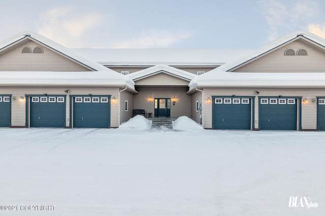 2829 Chief William Drive, Fairbanks, AK 99709 (MLS #21-3828) :: Daves Alaska Homes