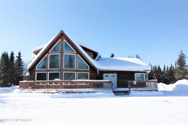 64375 Oil Well Road, Ninilchik, AK 99639 (MLS #21-3865) :: Daves Alaska Homes