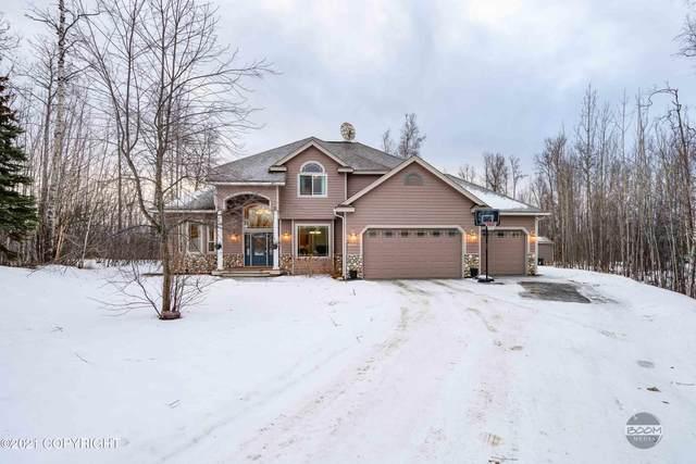 5970 S Pavilof Circle, Wasilla, AK 99654 (MLS #21-392) :: Wolf Real Estate Professionals