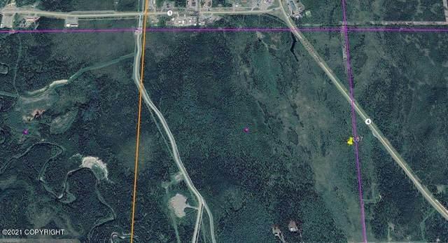 L87 Arnie Way, Glennallen, AK 99588 (MLS #21-3968) :: RMG Real Estate Network | Keller Williams Realty Alaska Group