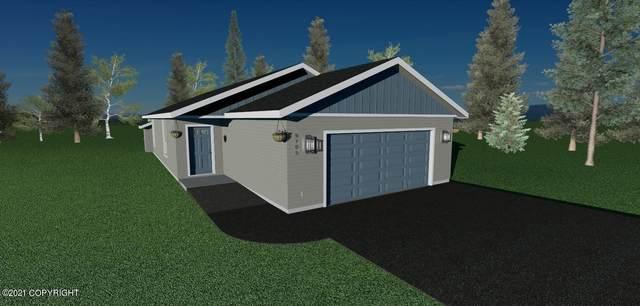 9635 E Forest Grove Circle #1B, Palmer, AK 99645 (MLS #21-405) :: The Adrian Jaime Group | Keller Williams Realty Alaska