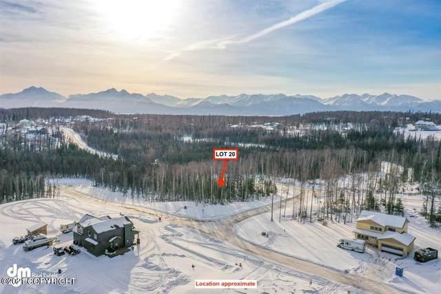 L20 B1 W Jaxton Circle, Wasilla, AK 99623 (MLS #21-4112) :: Wolf Real Estate Professionals