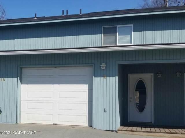 12118 Horseshoe Drive #2, Eagle River, AK 99577 (MLS #21-4212) :: Daves Alaska Homes