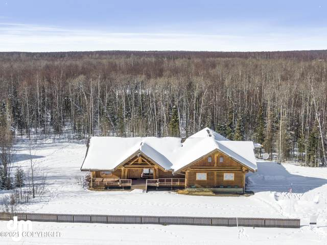 11118 S Knik Goose Bay Road, Wasilla, AK 99654 (MLS #21-4219) :: Team Dimmick