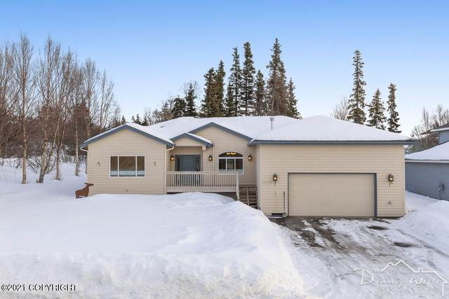 16346 Bridgeview Drive, Anchorage, AK 99516 (MLS #21-4289) :: Wolf Real Estate Professionals