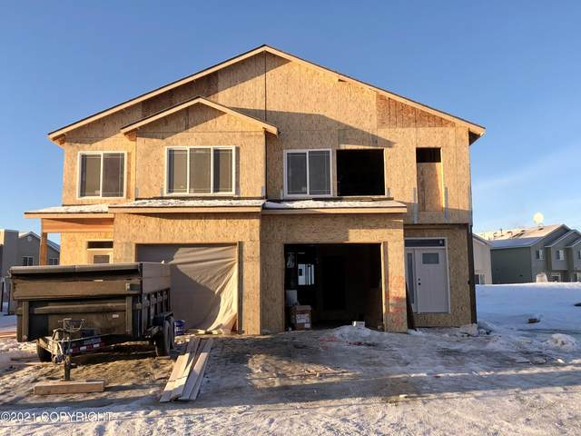 8768 Dry Creek Loop #42A, Anchorage, AK 99502 (MLS #21-430) :: Wolf Real Estate Professionals