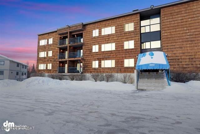 3550 W Dimond Boulevard #414, Anchorage, AK 99515 (MLS #21-4347) :: RMG Real Estate Network | Keller Williams Realty Alaska Group