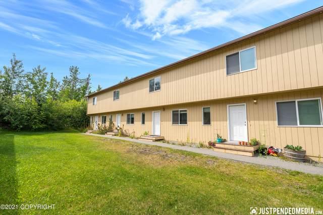 12536 Silver Fox Lane #3, Anchorage, AK 99515 (MLS #21-4383) :: Powered By Lymburner Realty