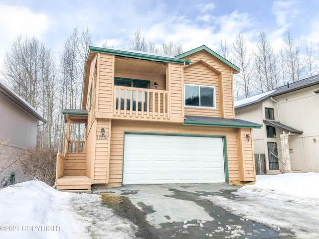 17731 Beaujolais Drive, Eagle River, AK 99577 (MLS #21-4388) :: RMG Real Estate Network | Keller Williams Realty Alaska Group