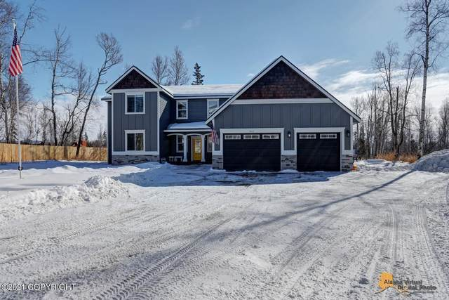 912 W Moose Park Drive, Wasilla, AK 99654 (MLS #21-4484) :: Wolf Real Estate Professionals