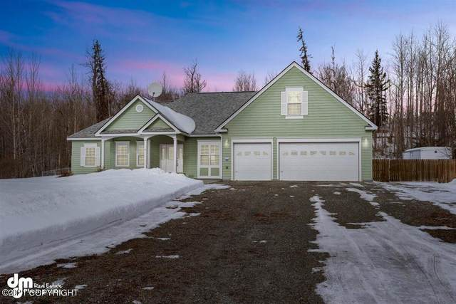 960 N Colonial Drive, Wasilla, AK 99654 (MLS #21-4490) :: Wolf Real Estate Professionals