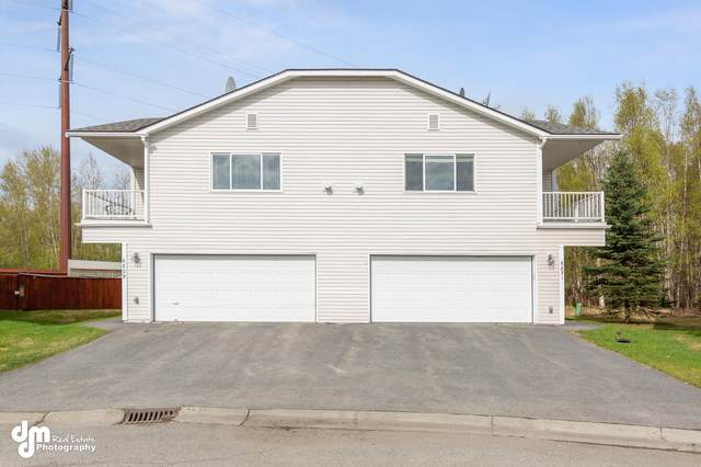 6831 Brittany Rock Way #6, Anchorage, AK 99504 (MLS #21-4516) :: Wolf Real Estate Professionals