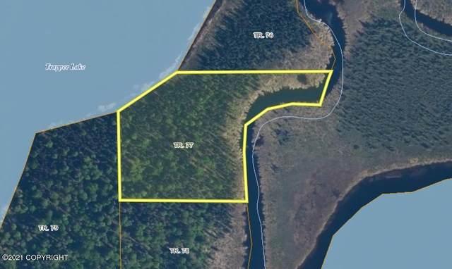 Tr 77 No Road, Willow, AK 99688 (MLS #21-4526) :: Daves Alaska Homes