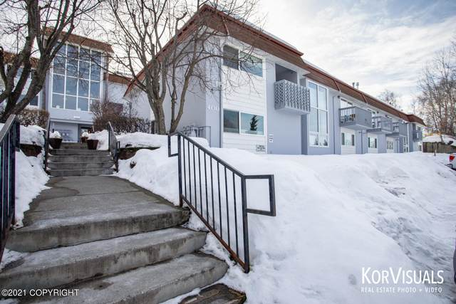 400 E 24th Avenue #7, Anchorage, AK 99503 (MLS #21-4532) :: RMG Real Estate Network | Keller Williams Realty Alaska Group