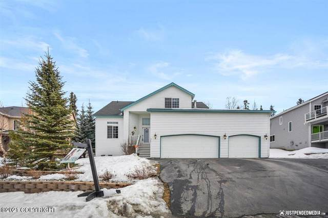 5241 Wood Hall Drive, Anchorage, AK 99516 (MLS #21-4580) :: Team Dimmick