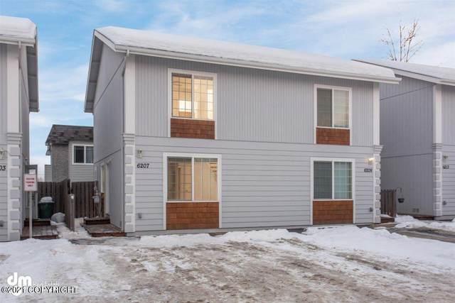 6207 E Tudor Road #3, Anchorage, AK 99507 (MLS #21-460) :: Wolf Real Estate Professionals